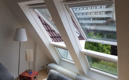 Dachflächenfenster Von Velux - Dachdeckerei Dubberstein Kiel