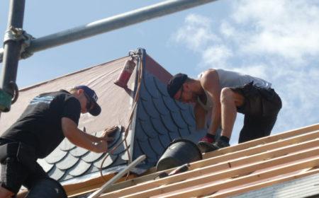 Energetische Sanierung Eines Doppelhauses