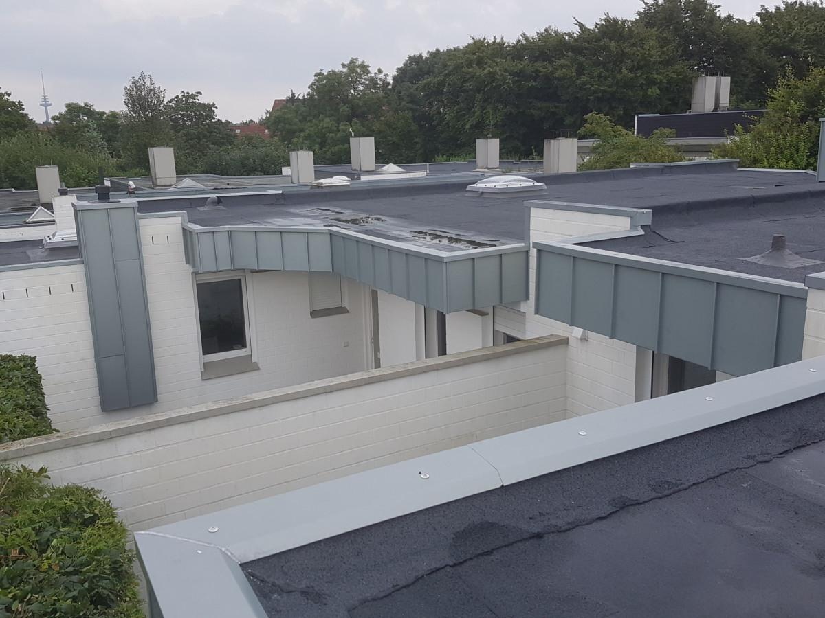 Klempnerarbeiten vom Dachdeckermeister Fachbetrieb Dubberstein e.Kfr. Prasdorf bei Kiel