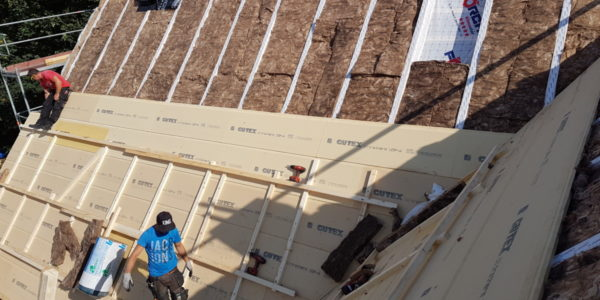 Dachsanierung Nach KFW-Anforderungen