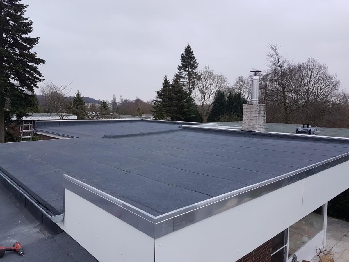 Fotos nach der Dachsanierung - Dachdeckerei Dubberstein Probsteierhagen bei Kiel