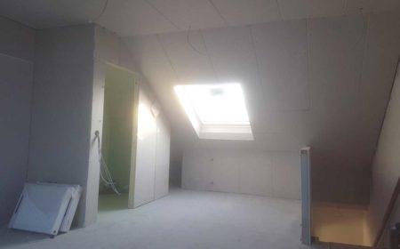 Innenausbau / Dachgeschossausbau - Dachdeckerei Dubberstein Kiel