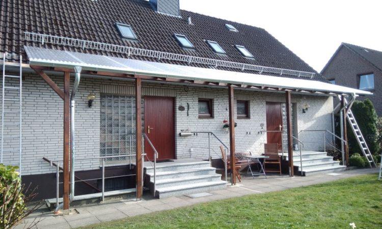Dacharbeiten Von Der Dachdeckerei Dubberstein