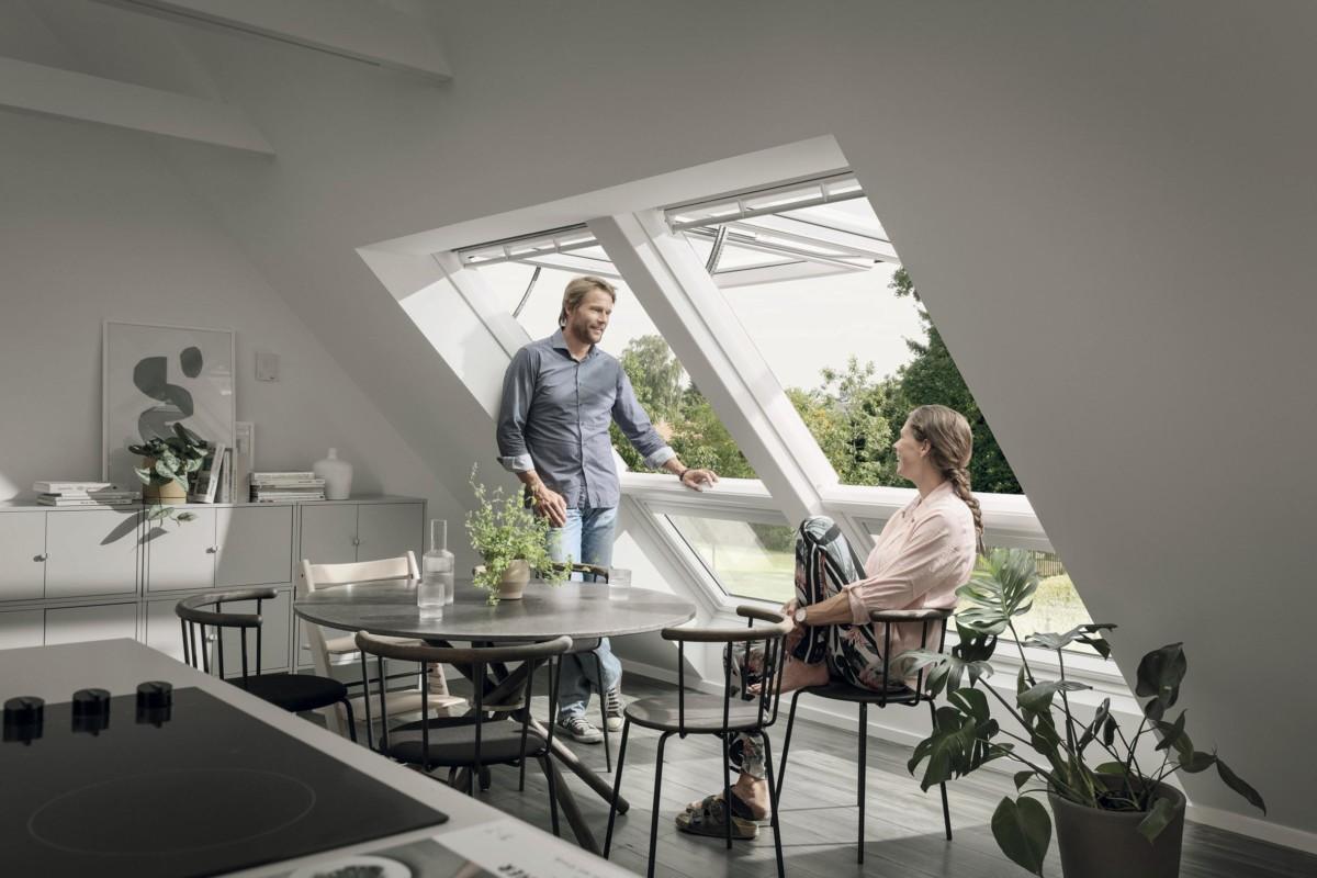 Bringen Sie mehr Licht in Ihre Räume - Dachdeckerei Dubberstein