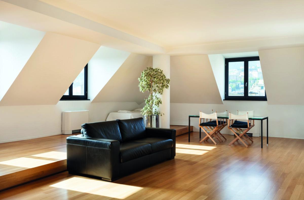 Neuen Wohnraum schaffen