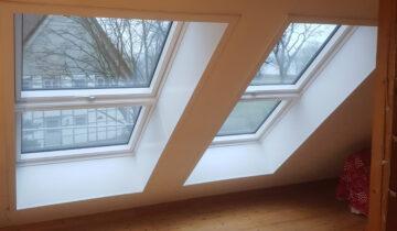 Velux-Lichtbänder Mit Kunststoff-Innenverkleidungen - Dachdeckerei Dubberstein