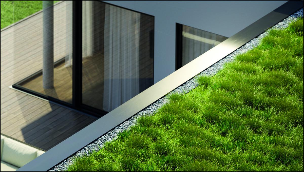 Dachbegrünungen liegen im Trend und werden im Rahmen einer Dachsanierung sogar staatlich gefördert.